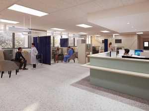 Look inside Ipswich Hospital's first new ward in six years