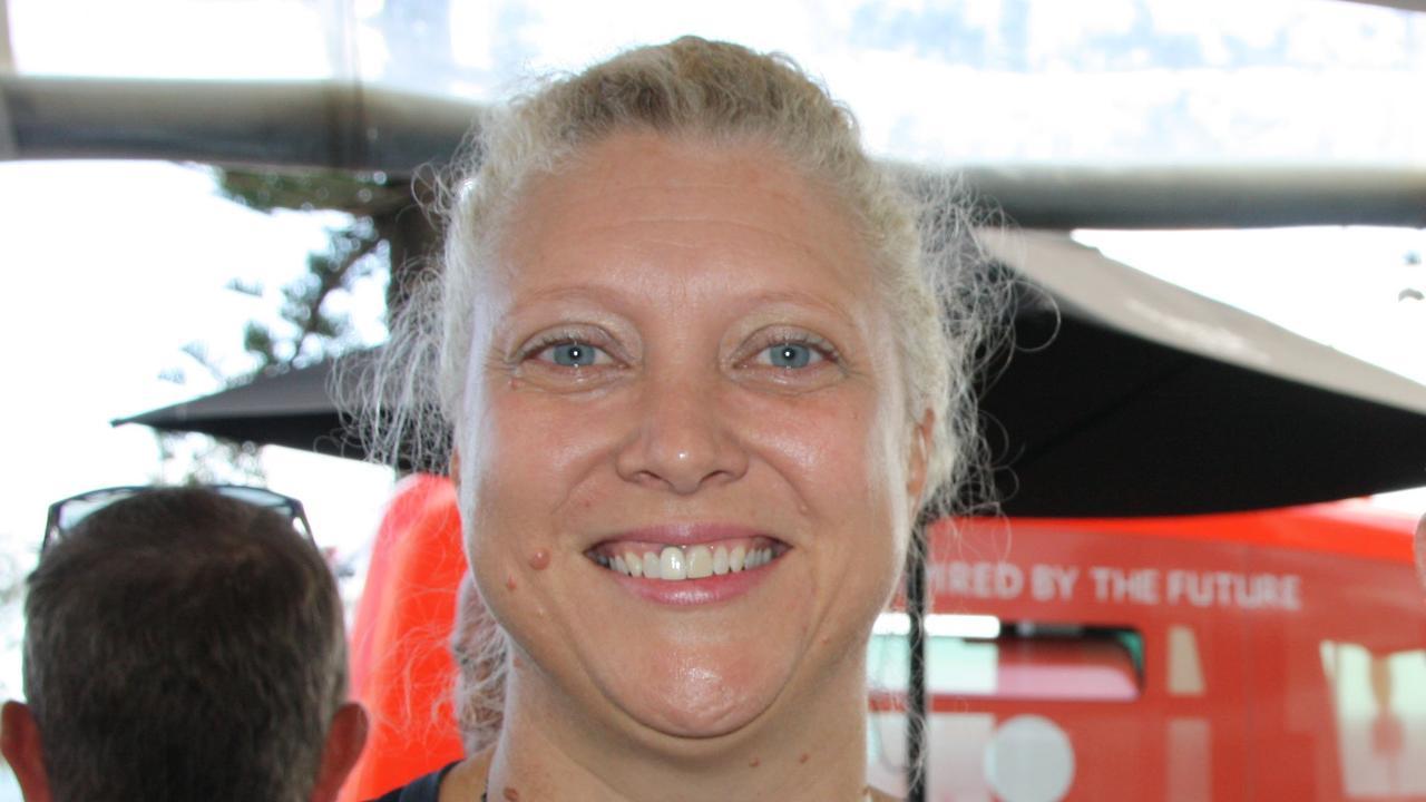 Patricia Jensen of Sunshine Coast Council.