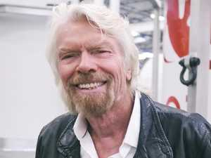 Branson wants Australia to join space race