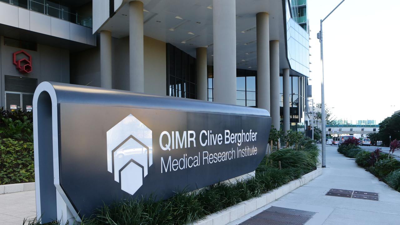 The QIMR Berghofer Medical Research Institute.