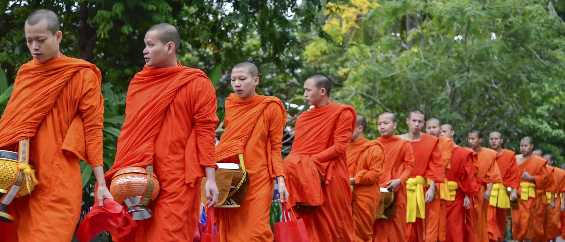 Salacious details about a Buddhist monk have emerged in a court court case over who should run a  temple.