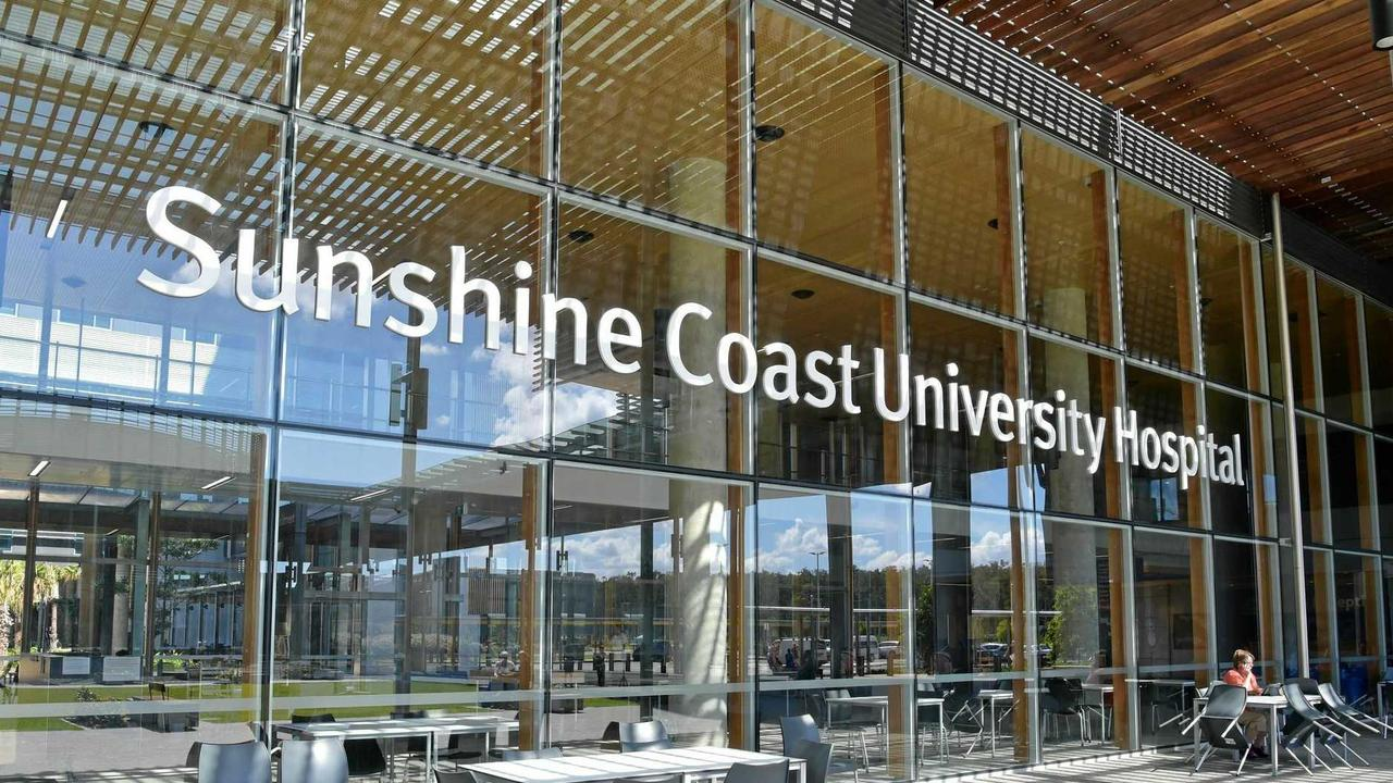 One of Sunshine Coast Hospital and Health Service's challenges is opening and operating a new hospital.