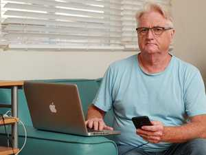 NBN customers forced to use phones to access internet