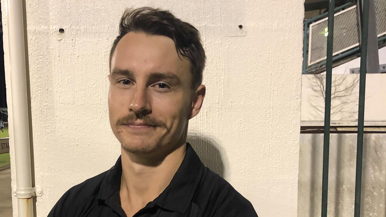 Western Pride's major signing, goalkeeper Jake Reesby, from Peninsula Power.