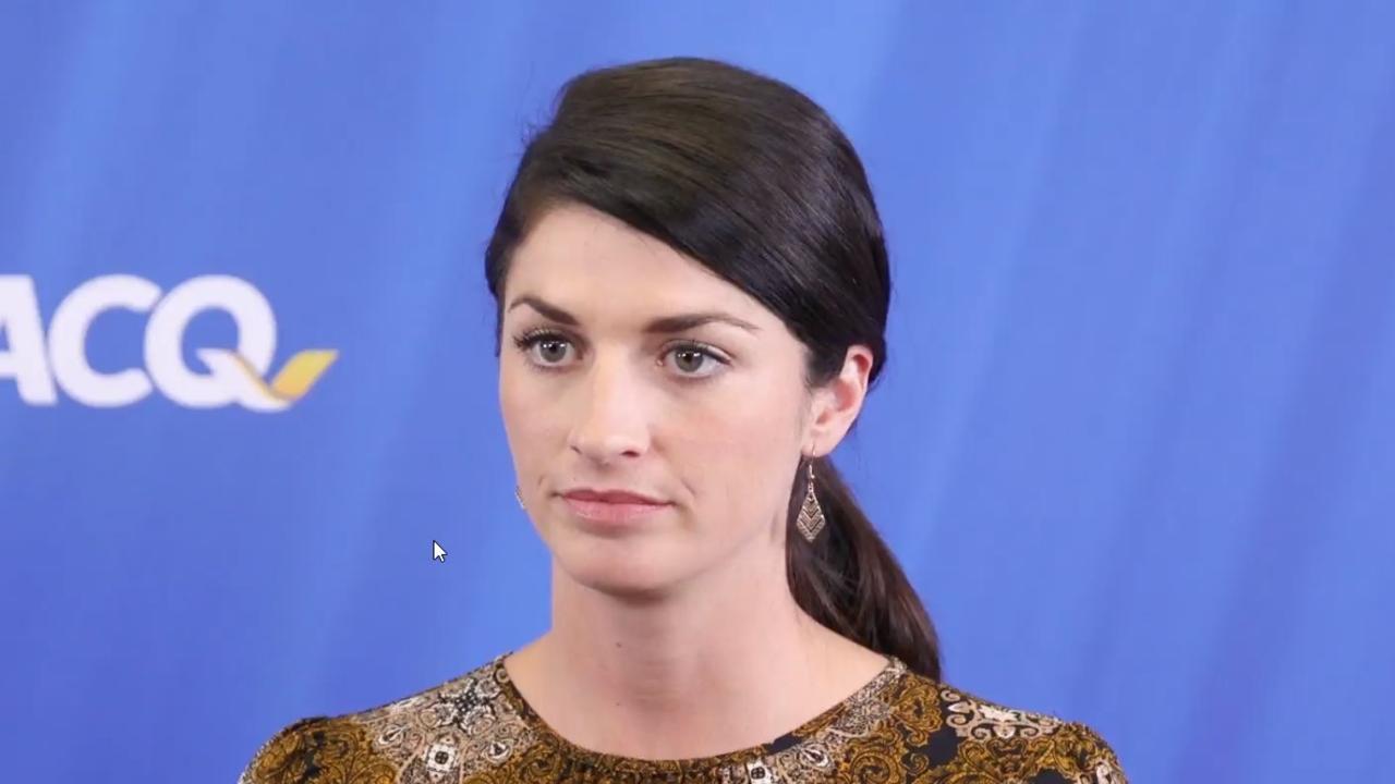 RACQ spokesperson Lucinda Ross.