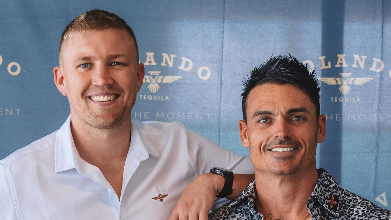 Jesse Ross (left) and Shane Tucker, co-founders of Volando Group