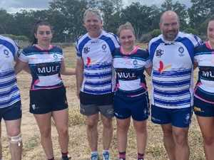 Family duos turn out for Brothers at Roma Rugby 7s