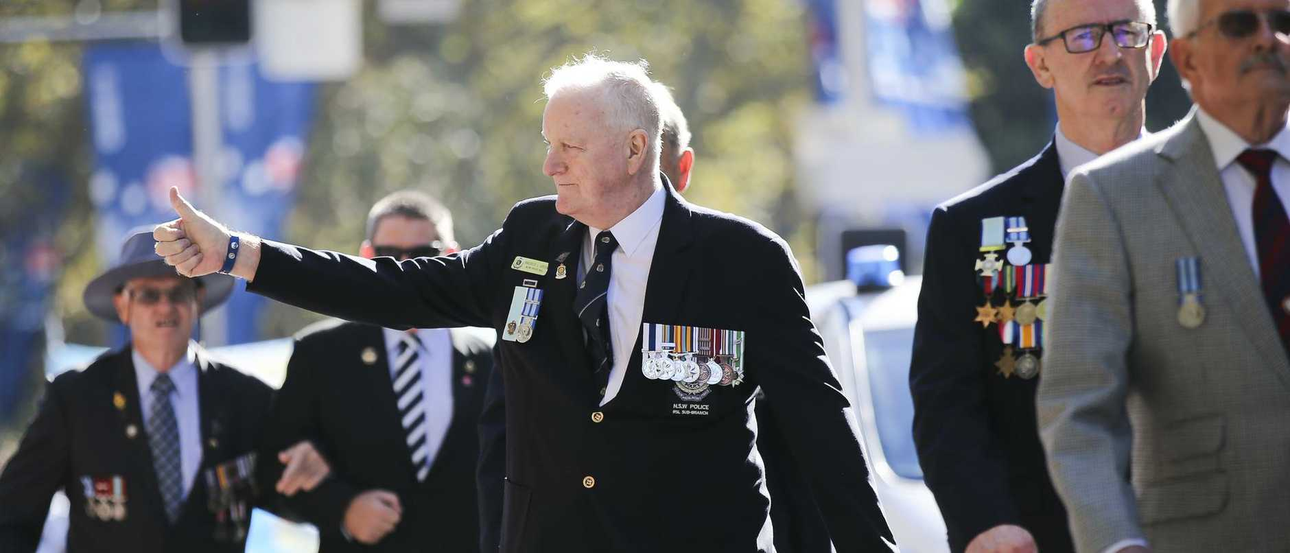 Sydney's Anzac Day parade will go ahead this year but will be restricted to 500 veterans.