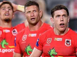 Dragons star's devastating injury blow