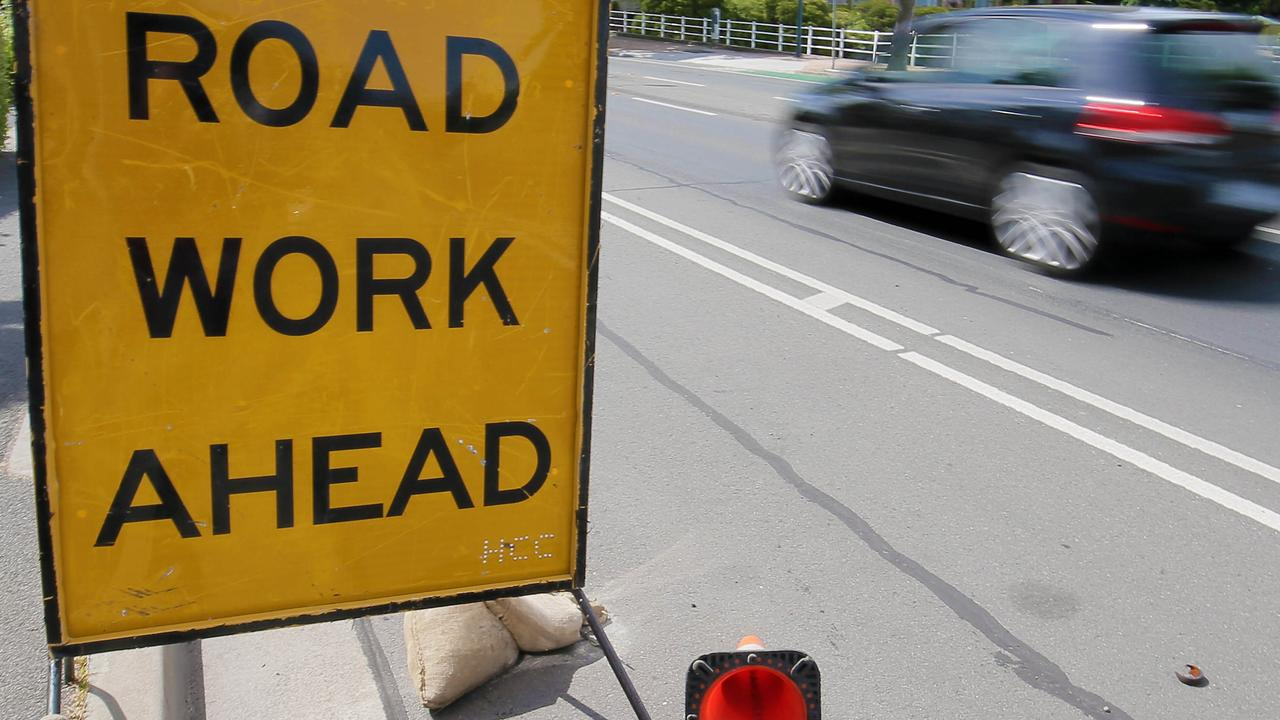 A Collinsville-based company has been awarded a road works contract worth more than a million dollars. Photo: File