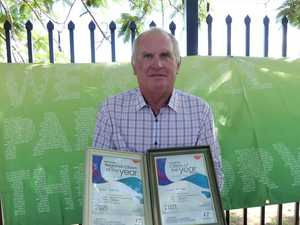 Gayndah citizen of the year joins regional development body