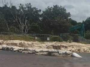 Luxury resort responds to 'unfortunate' stop work order