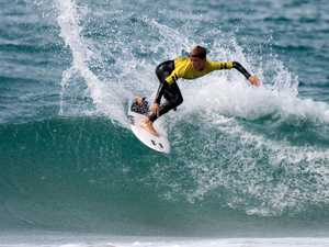 SURF'S UP: Top event making its way back to Coffs