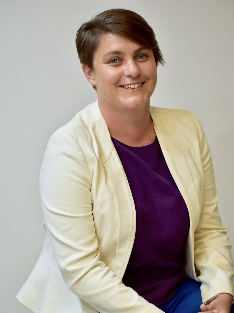 Daily Mercury deputy editor Tara Miko. Picture: Rae Wilson