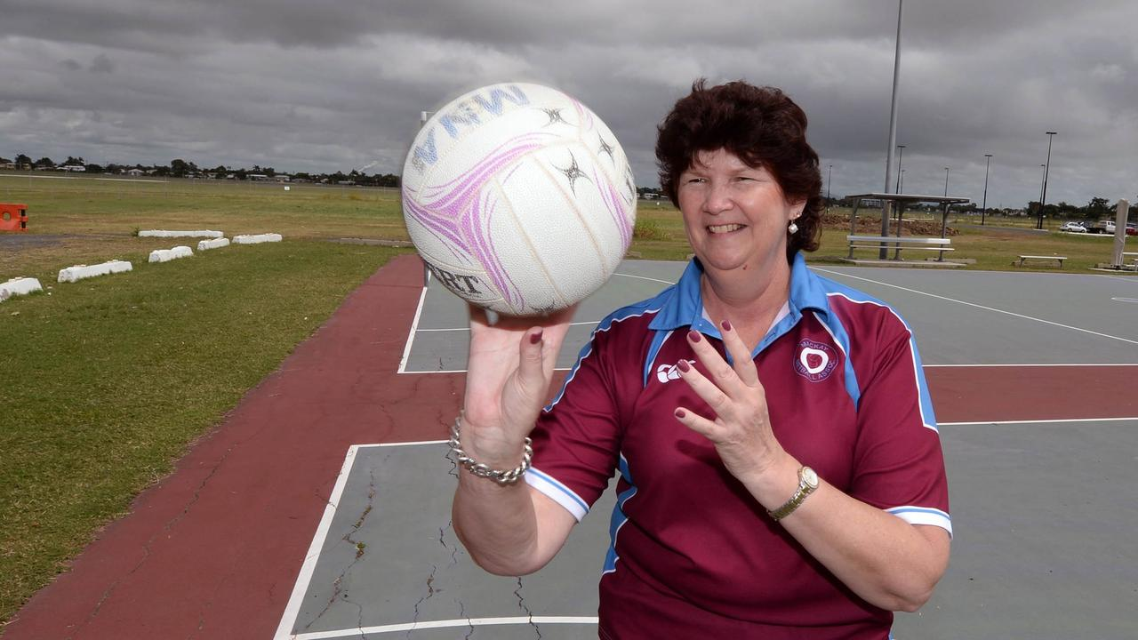 Northern Rays chairwoman Lyn Law. Photo Lee Constable / Daily Mercury