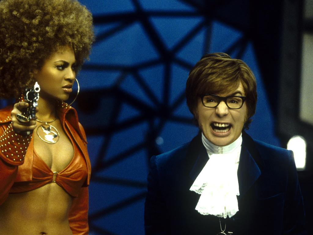 Austin Powers knows a good at-home bar when he sees one. Picture: Supplied