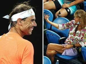 Shameless Nadal heckler regrets nothing