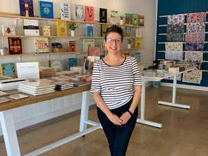 Yeppoon author opens exciting new retail store in CBD