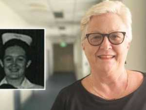 Beloved nursing boss calls time on decorated 50-year career