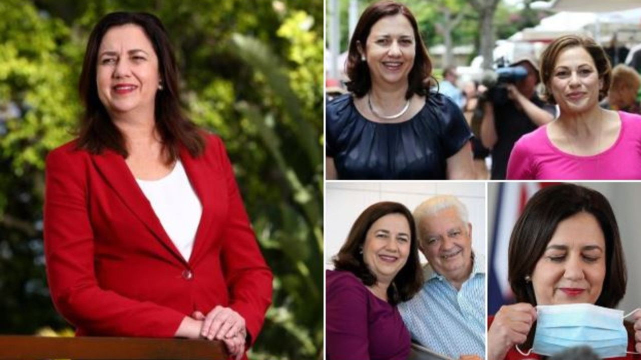 In one of her most revealing interviews yet, Annastacia Palaszczuk opens up on her regrets in office and discussing politics with her father.