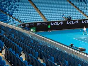 Sad and disturbing: Aus Open's haunting silence