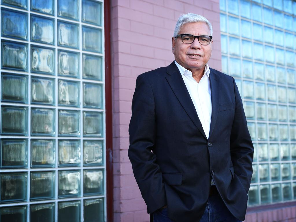 Warren Mundine was unsuccessful in his bid for the marginal south coast seat of Gilmore at the last election. Picture: John Feder