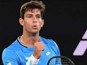 Aus Open to continue as player tests positive for COVID