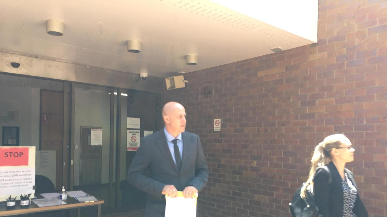 Wade Rogers pleaded guilty in Noosa Magistrates Court to four charges including three counts of observations or recordings in breach of privacy and one of possessing tainted property after he recorded three victims.