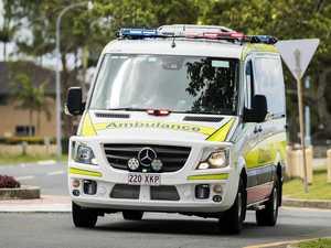 UPDATE: Man suffers head injuries in multi-vehicle crash