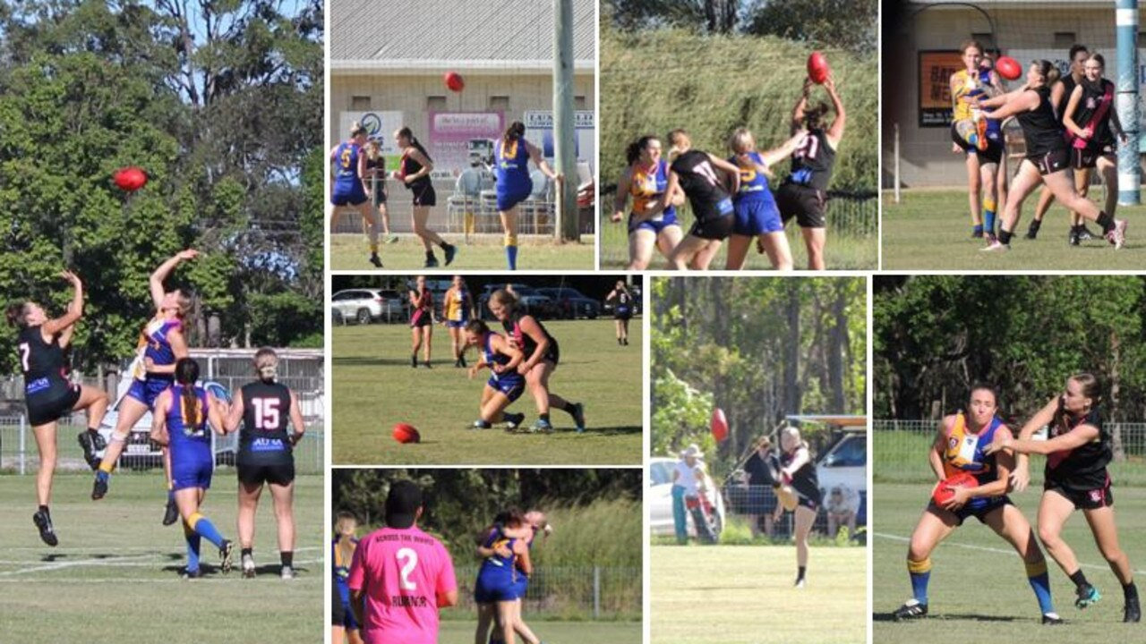 It was a great day in Bundaberg for Round 1 of the Takalvans AFL Wide Bay 2021 Women's Competition.