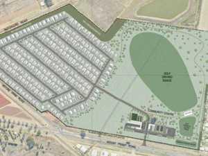 246 UNITS: Plans for retirement village, community centre