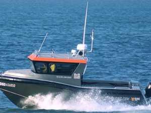 Hervey Bay workboat chosen for Defence Prime project