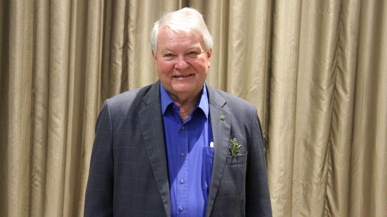 Federal Member for Flynn Ken O'Dowd. Picture Rodney Stevens