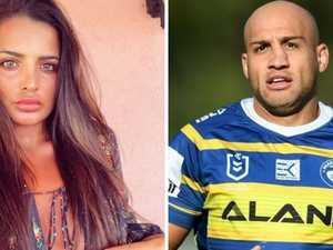 NRL star in sad split with heiress