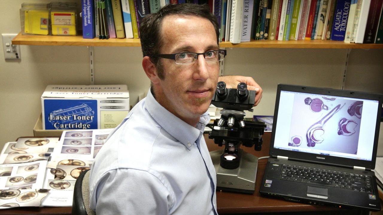 Ballina resident, Dr Matt Landos.