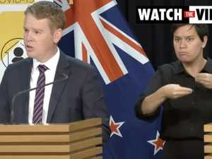 New Zealand: Family-of-three tests positive for coronavirus