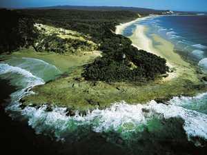 Island national park's new name revealed