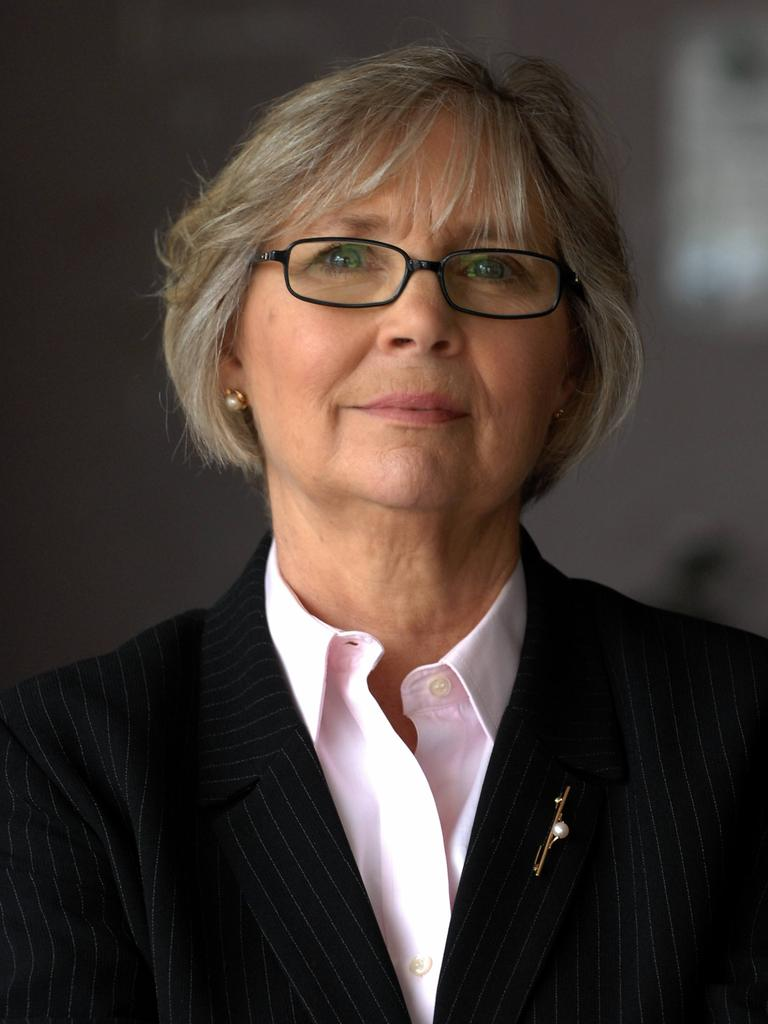 Medical Error Action Group founder Lorraine Long, who campaigns on behalf of patients. Picture: John Appleyard