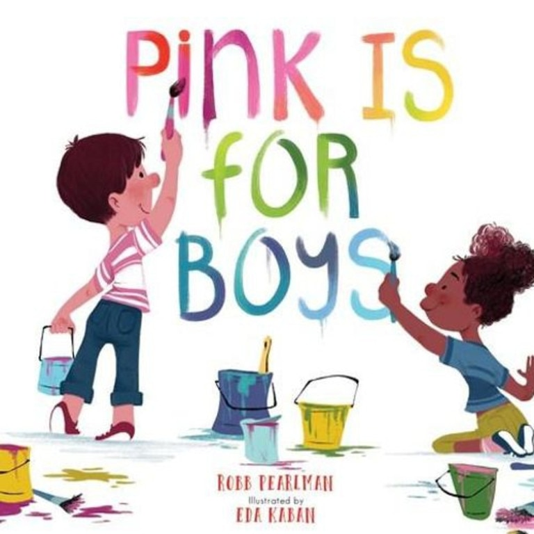 "The book read to the children and described by the childcare operator as a ""lovely opportunity for our toddlers to learn more about identity, gender stereotyping, colours, acceptance, inclusion and diversity""."