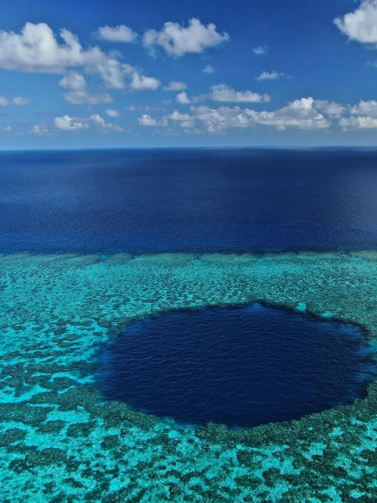 Crystal Blue Hole Adori Charters