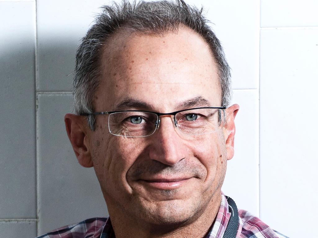 Infection expert Associate Professor Philip Russo from Monash University.