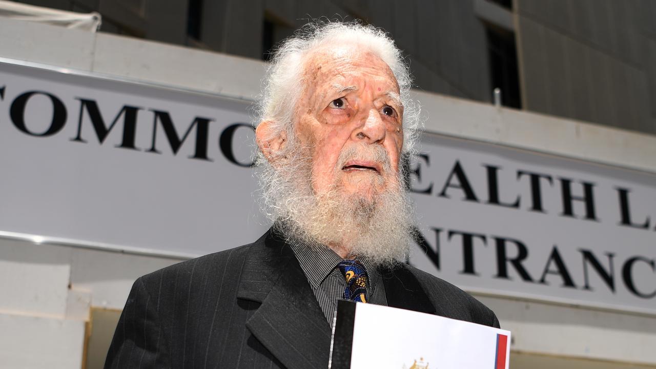 Quandamooka Ngugi Elder Uncle Bob Anderson