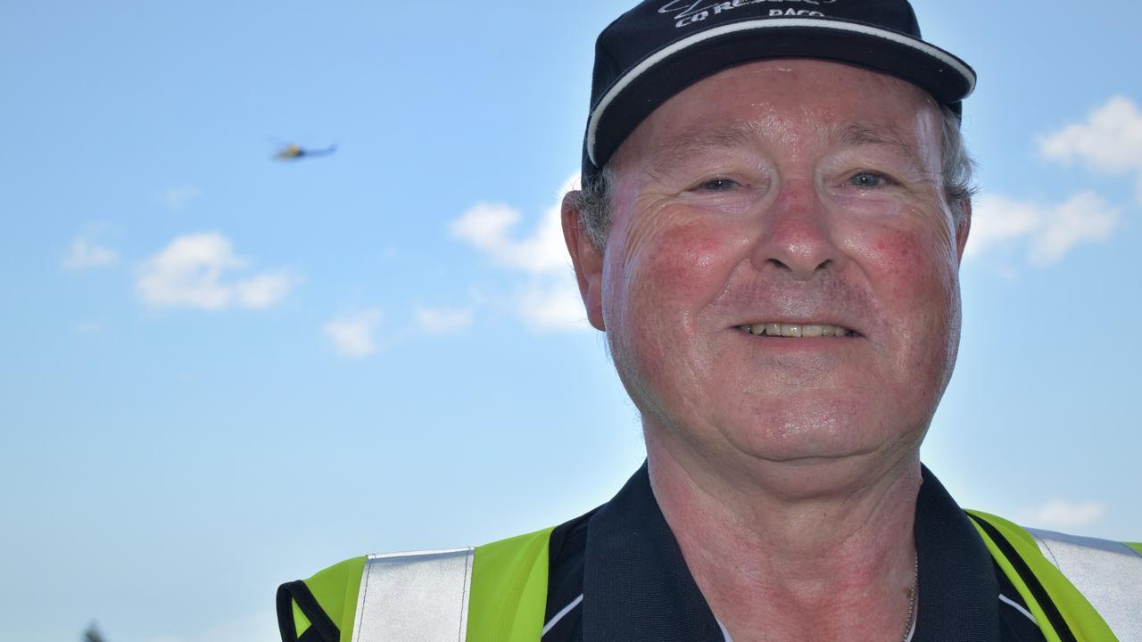 RACQ CQ Rescue CEO Ian Rowan. Picture: Heidi Petith