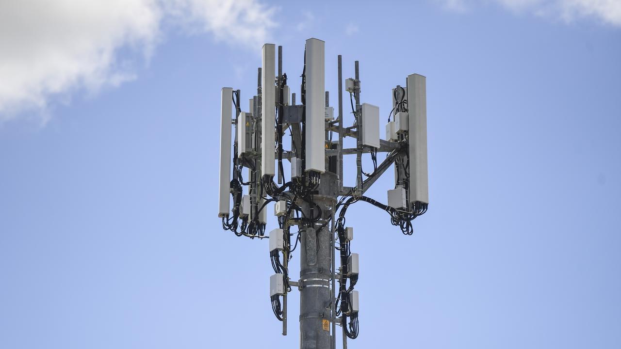 TPG Telecom says the premature shutdown of 3G would impact regional communities. FILE PIC