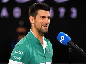 Djokovic snub fuels Aus Open conspiracy