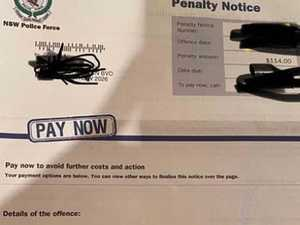Bizarre reason drivers can be fined