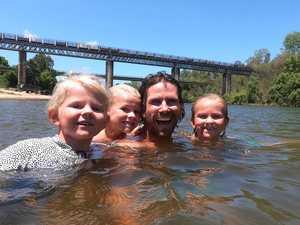 Health concerns close popular Platypus Beach swimming hole