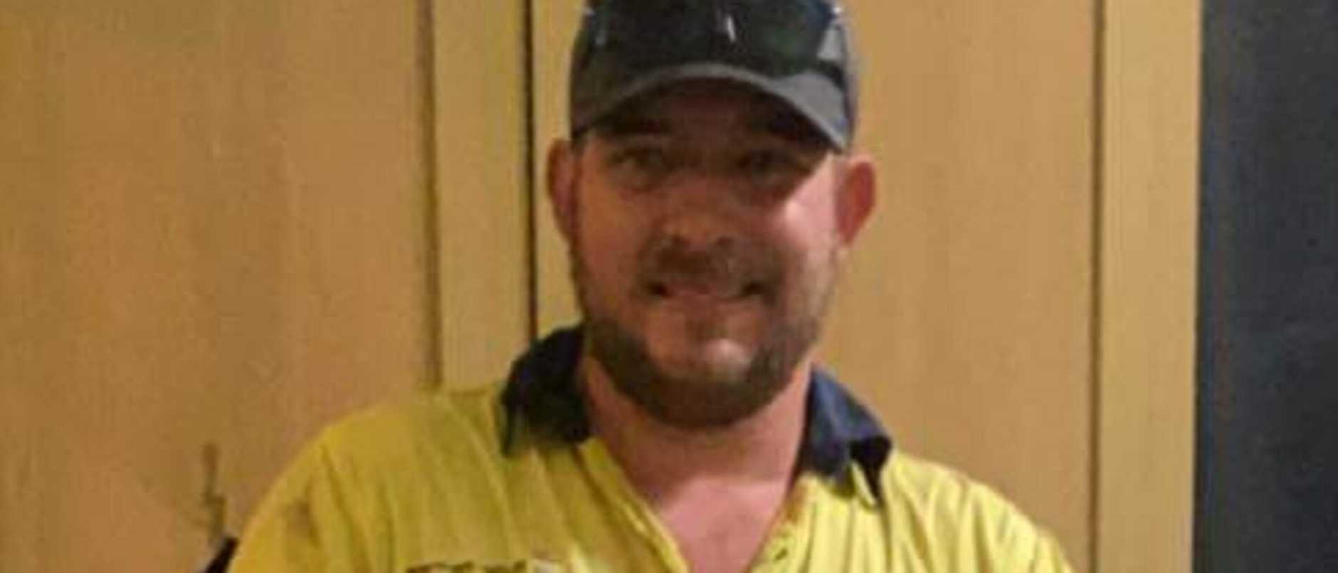 Shailer Park man Arron John Bourke, 30. Picture: Facebook