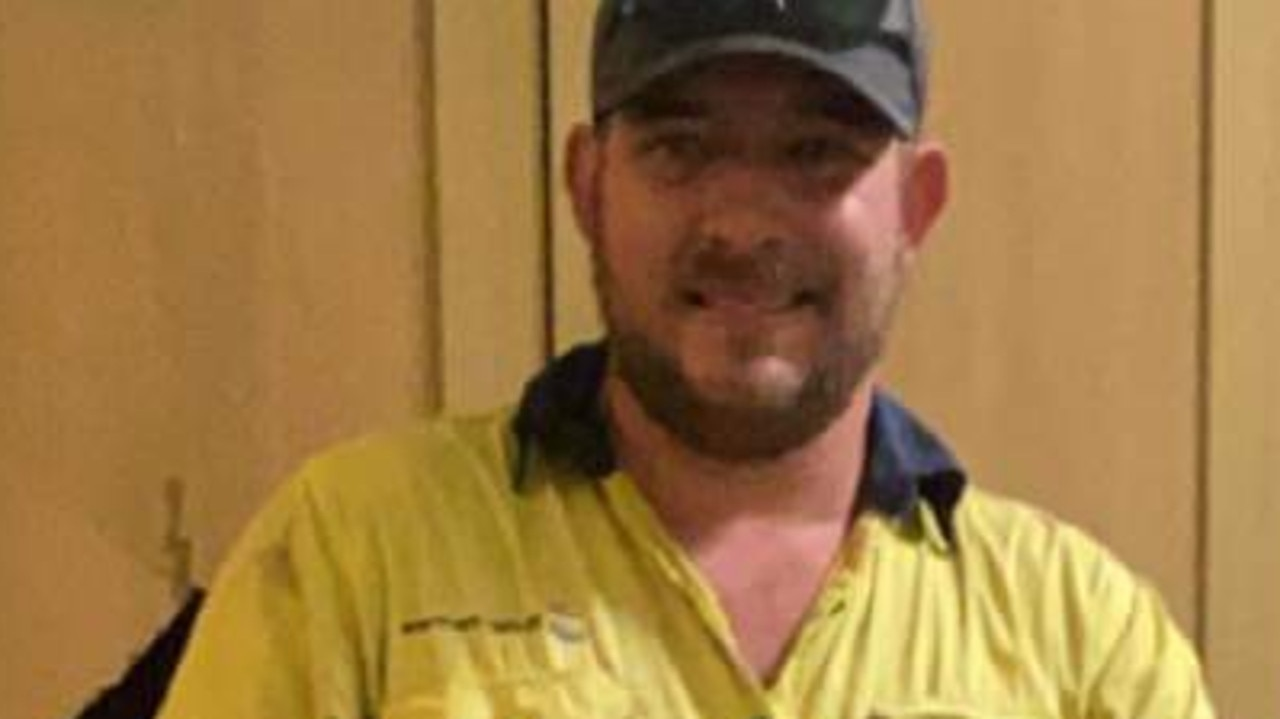 Shailer Park man Arron John Bourke, 30. Picture: Facebook