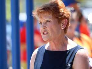 Hanson demands changes for workplace law reforms